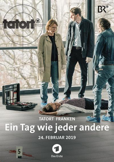 TATORT - EIN TAG WIE JEDER ANDERE